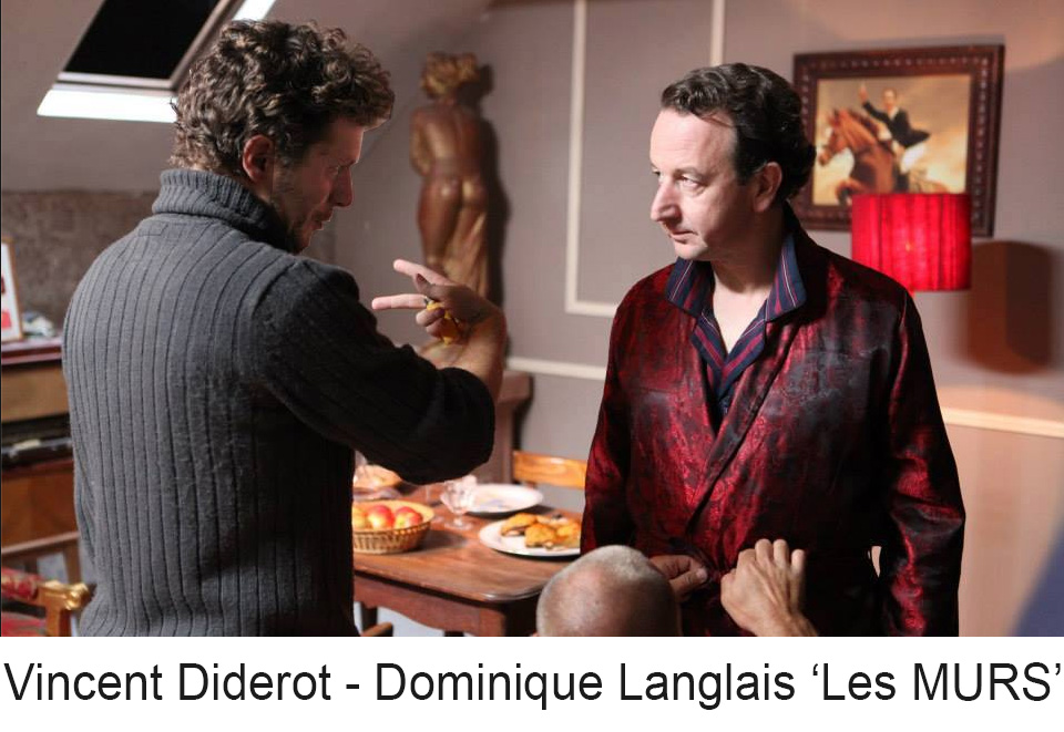 Vencent Diderot Dominique Langlais